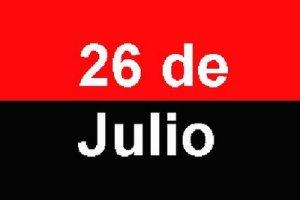 July 26 banner