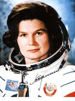 1st woman astronaut - photo #22