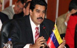 Nicolas Maduro VP Venezudla
