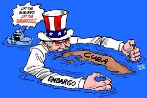US embargo