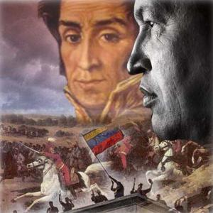 bolivar and chavez