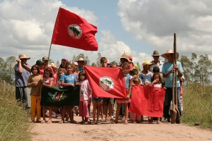 Brazil's MST-landless-workers-movement