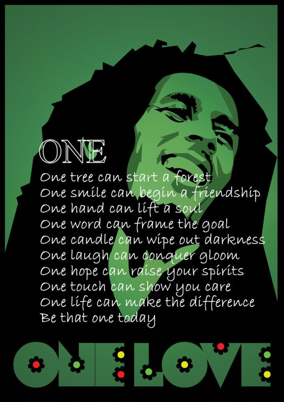 one love what one can do