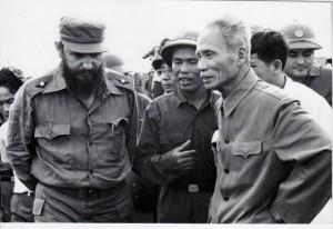 Fidel in VietNam 1