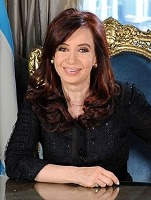 Cristina Fernandez Argentina