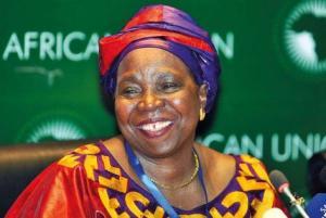 Dr Nkosazana Dlamini Zuma, Chairperson of the AU