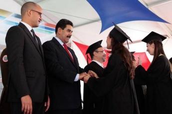 venezuela community medicine doctors graduate