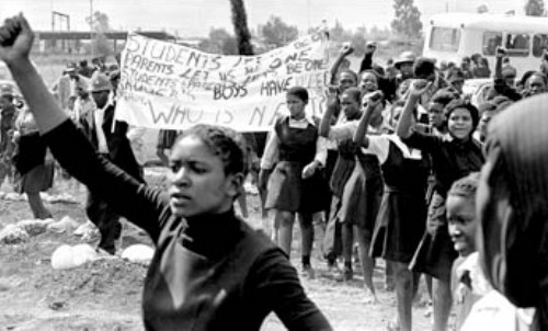 apartheid students