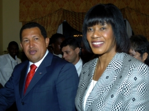portia simpson and hugo chavez 2