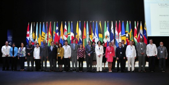 CELAC 2 foreign ministers in Havana