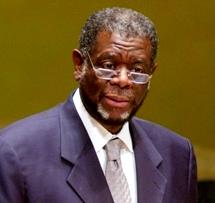 Dr Theo Ben -Gurirab namibia b