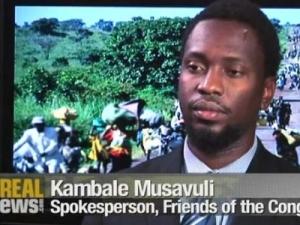 Kambale Musavuli Congo