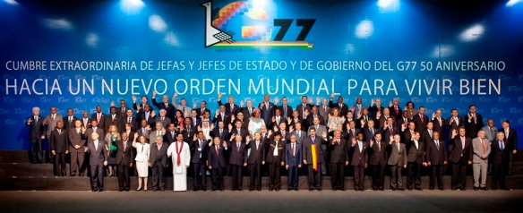 official declaration group of 77 june 2014