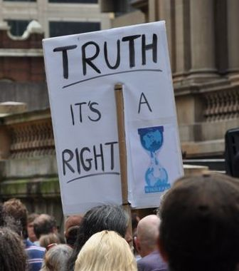 truth is a right 2