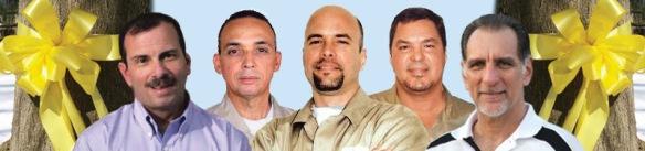 Cuban Five Three left to go