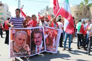 Palestine thanks LatAm leaders