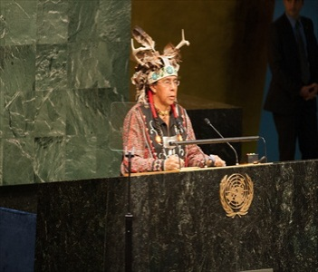 world conference on indigenous people 1