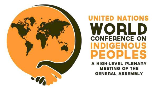 world conference on indigenous people logo 1