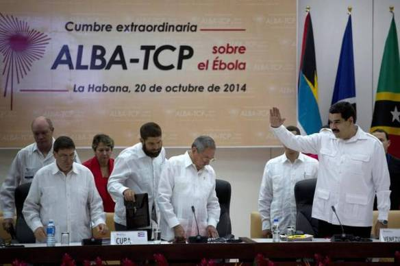 ALBA TCP Ebola summit havana Oct 2014 3