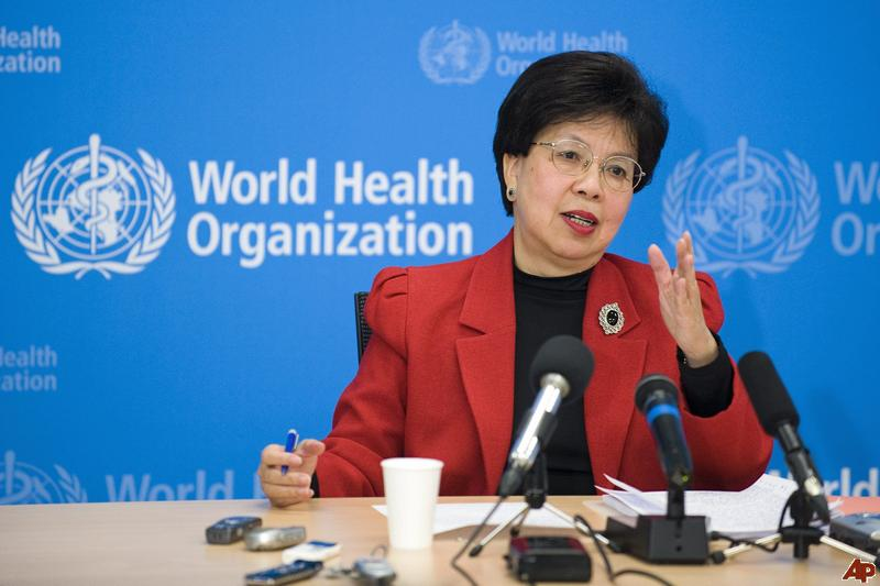 Margaret Chan   JSC: Jamaicans in Solidarity with Cuba