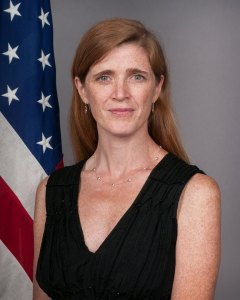samantha power us ambassador to the un