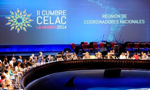 CUBA-LA HABANA-PRIMERA SESIÓN DE LA VIII REUNIÓN DE COORDINADORES NACIONALES