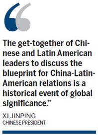 china celac unity