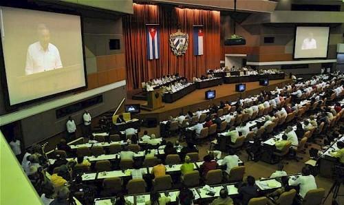 cuban parliament 2