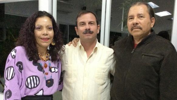 Fernando y Daniel Ortega