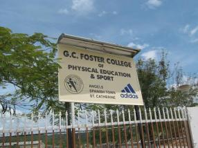 gc foster college