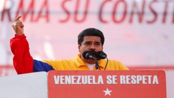nicolas maduro rejects sanctions