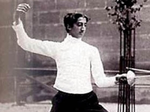 Ramon_Fonst cuban fencer