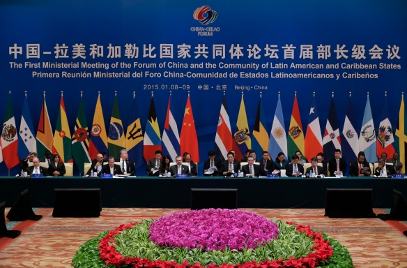 First Ministerial Meeting Of China-CELAC Forum