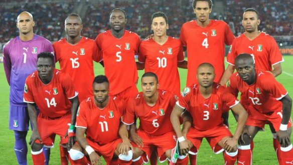 equatoriall guinea 2015 football team