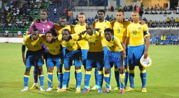 gabon football team