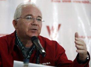 Rafael Ramírez Venezuela