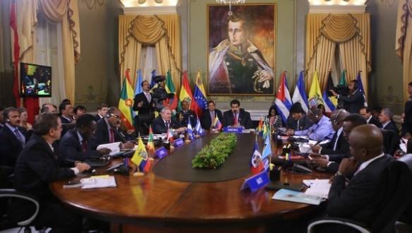 ALBA summit in support of Venezuela