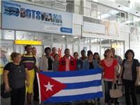 cuban docs in botswana