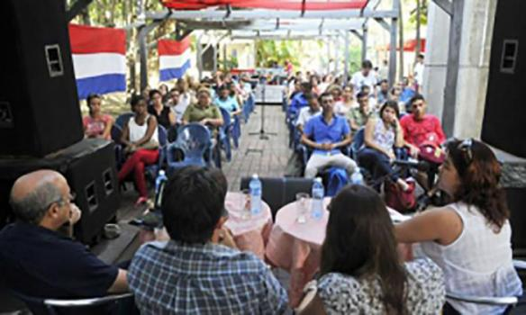 cuban youthoffer their perspective on the americas