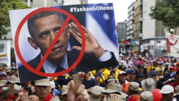 Obama venezuela is not a threat