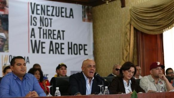 venezuela is not a threat
