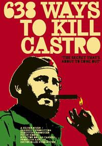 638 attempts on fidel's life