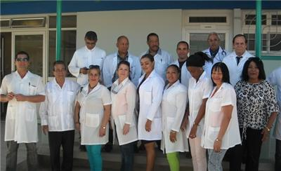 cuban health workers in namibia