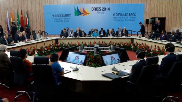 brics leadership passes to russia