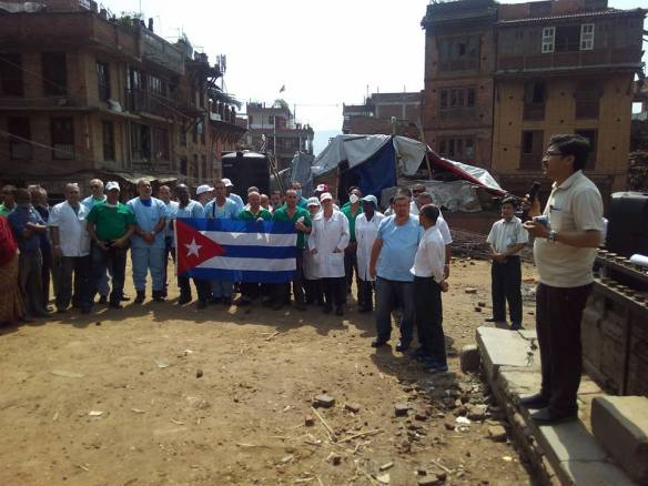 cuban doctors in nepal 1