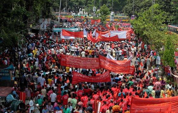 may day 2015 bangladesh