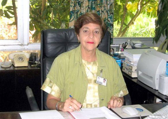 prof Nereyda Cantelar