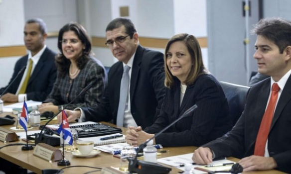 us and cuba hold second round of talks