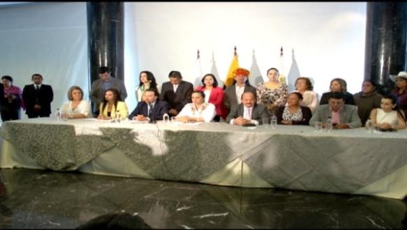 ecuador dialogue widens