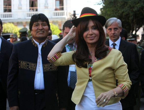 FERNÁNDEZ Y MORALES REIVINDICAN A HEROÍNA DE LA INDEPENDENCIA JUANA AZURDUY